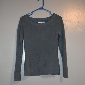 Soft Blue Sweater